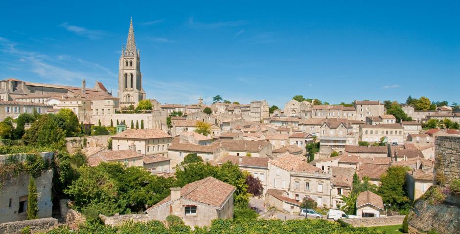 Saint-Émilion - Bordeaux
