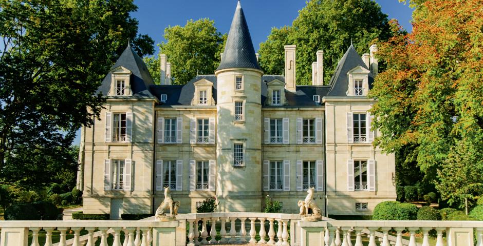 Château Pichon-Longueville - Bordeaux