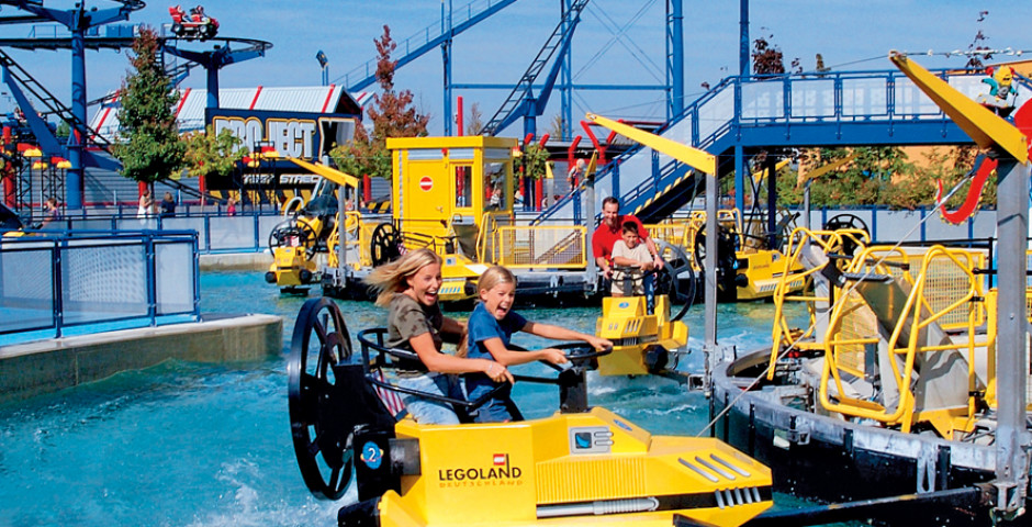Aquazone Wave Racers - LEGOLAND® Deutschland Resort