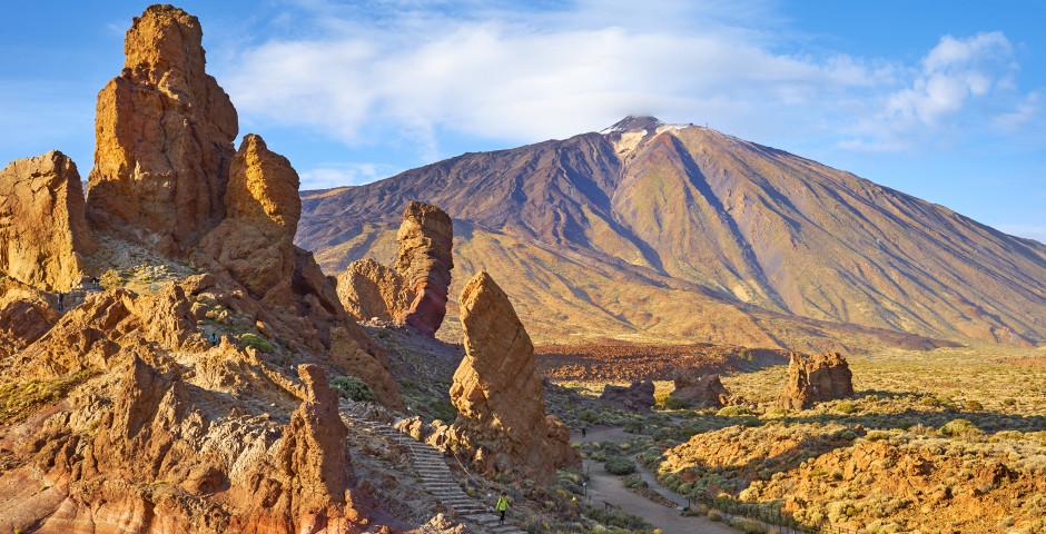 Los Roques de Garcia im Nationalpark del Teide