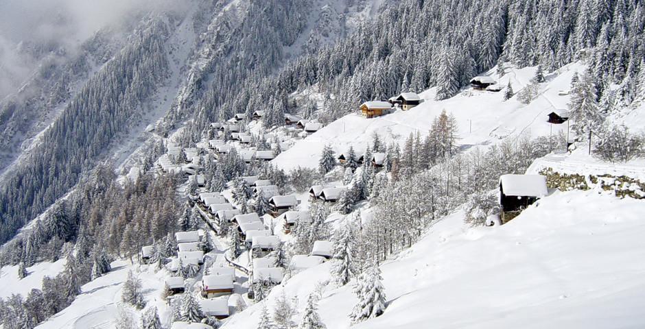 Village de vacances Tschuggen