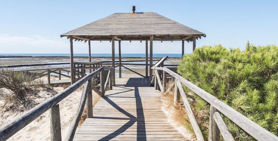 Playa de Punta Candor - Rota / Costa Ballena