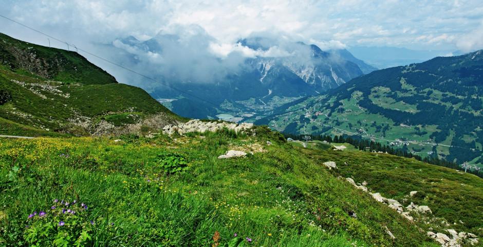 Montafon en été - St. Gallenkirch