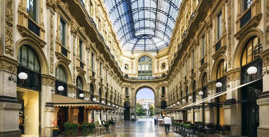 Galleria Vittorio Emannuele II - Mailand