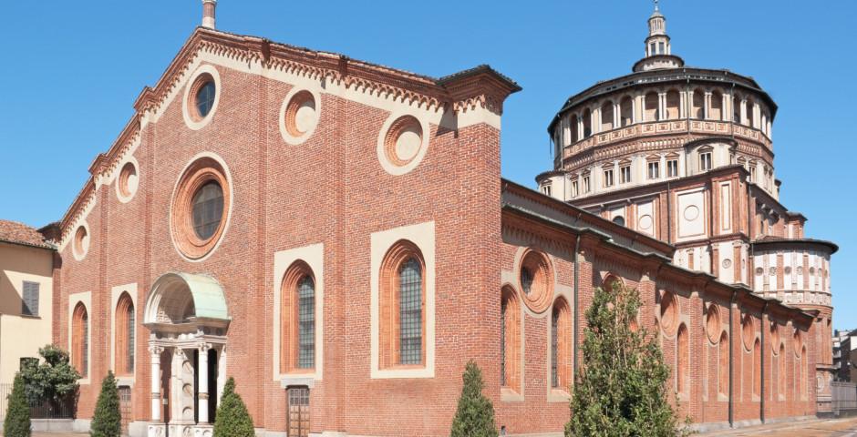 Santa Maria delle Grazie - Mailand