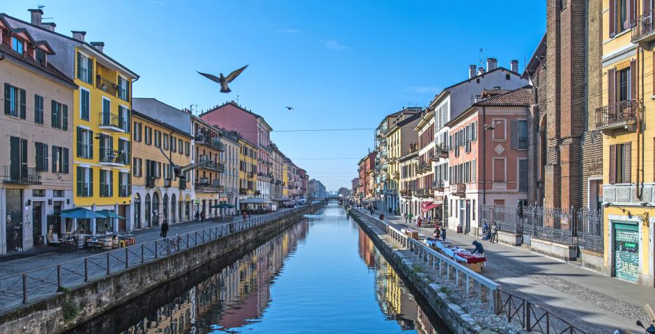 Naviglio Grande Canal - Mailand