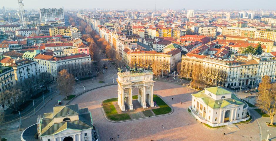 Arco della Pace - Mailand