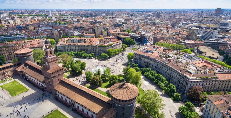Castello Sforzesco - Mailand