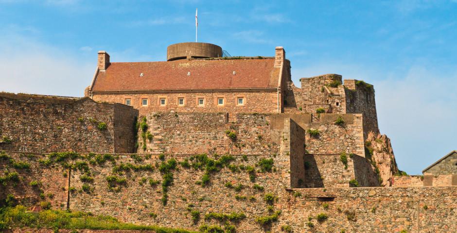Elizabeth Castle - St. Helier