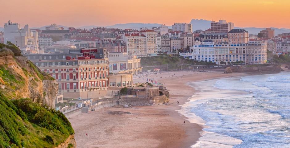 Biarritz, französisches Baskenland, Aquitaine - Biarritz (Atlantikküste)