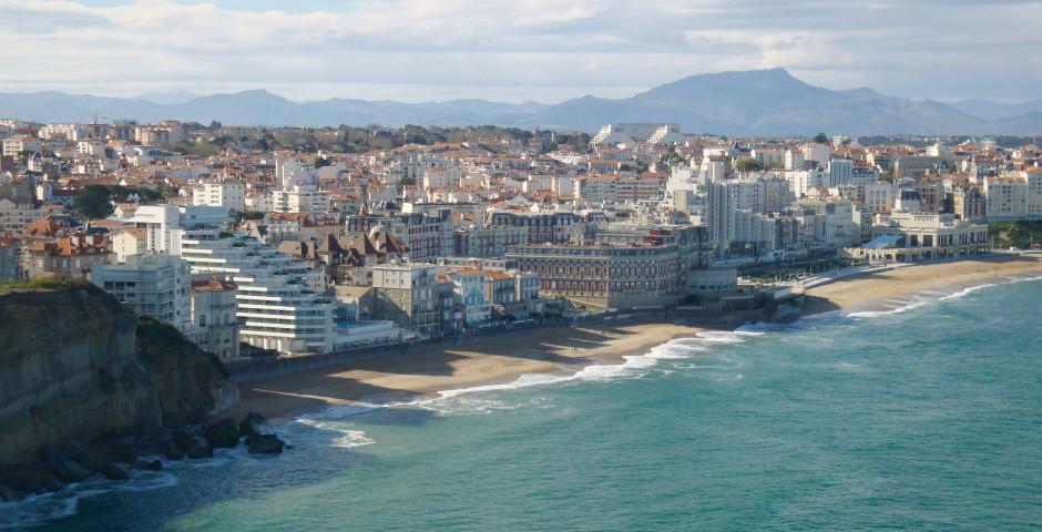 Biarritz, Pays Basque, Aquitaine