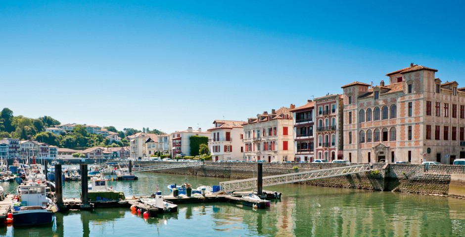 Biarritz bordeaux ses environs vacances voyages avec hotelplan - Biarritz saint jean pied de port ...