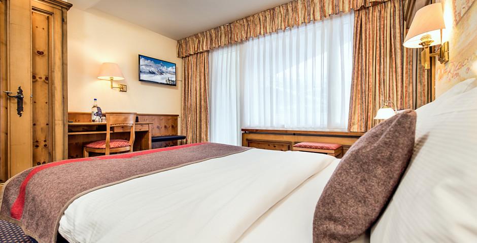 Doppelzimmer Economy - Best Western Hotel Butterfly
