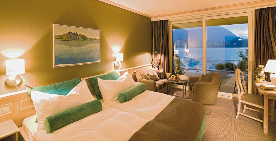 Doppelzimmer Schilthorn - BEATUS Wellness- & Spa-Hotel