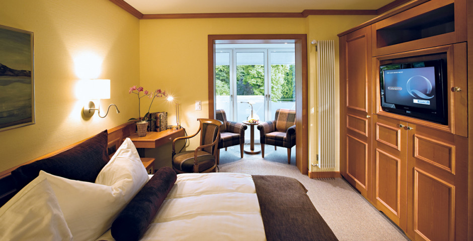 Doppelzimmer Niederhorn - BEATUS Wellness- & Spa-Hotel