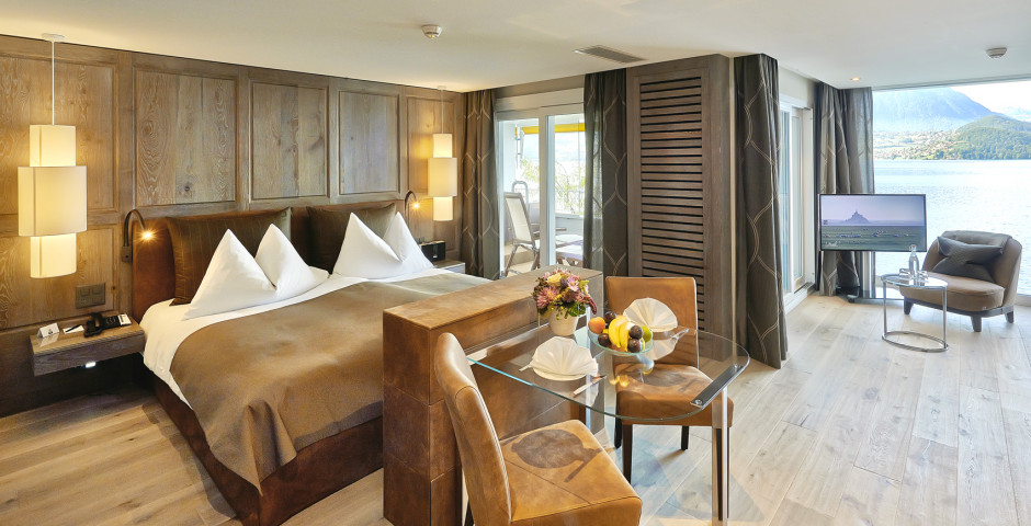 Junior Suite - BEATUS Wellness- & Spa-Hotel