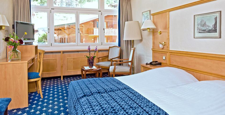 Doppelzimmer - Hotel Kreuz & Post