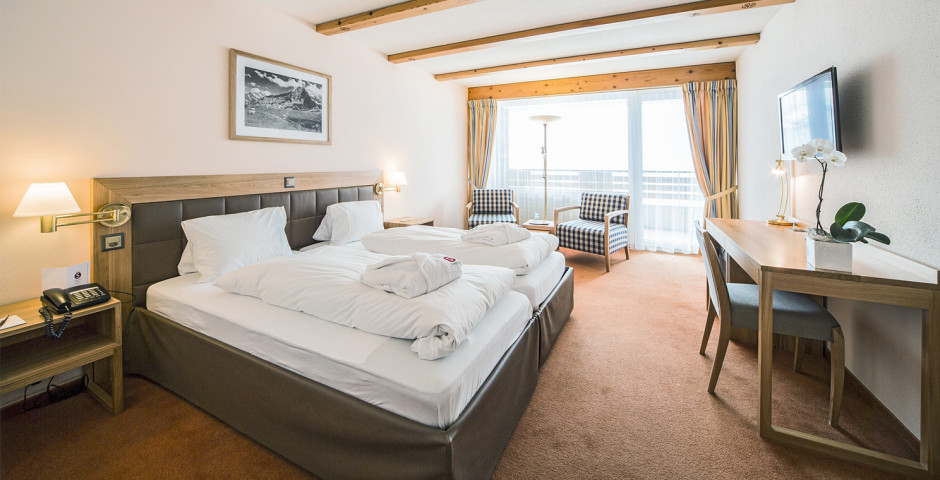 Doppelzimmer Eiger - Sunstar Hotel Grindelwald