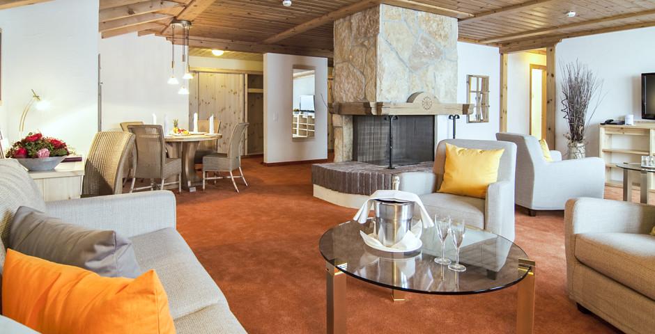 Eiger Suite - Sunstar Hotel Grindelwald