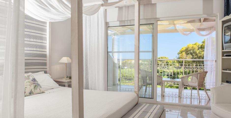 Doppelzimmer Meersicht - Belvedere Luxury Suites