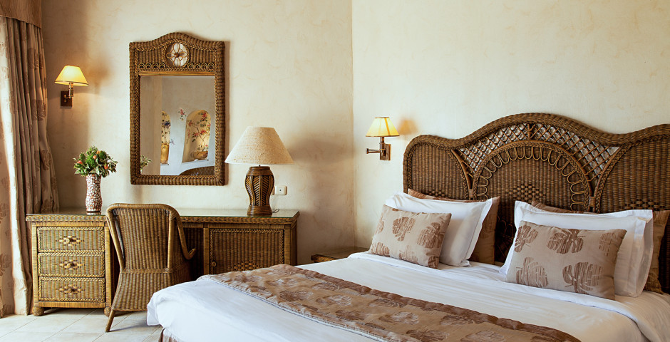 Chambre double - Africa Jade Thalasso
