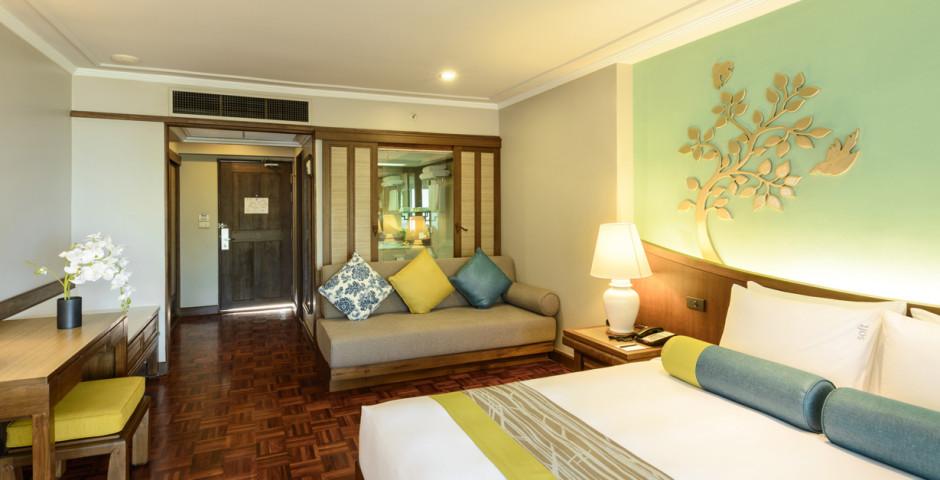 Doppelzimmer Deluxe - The Regent Cha Am Beach Resort