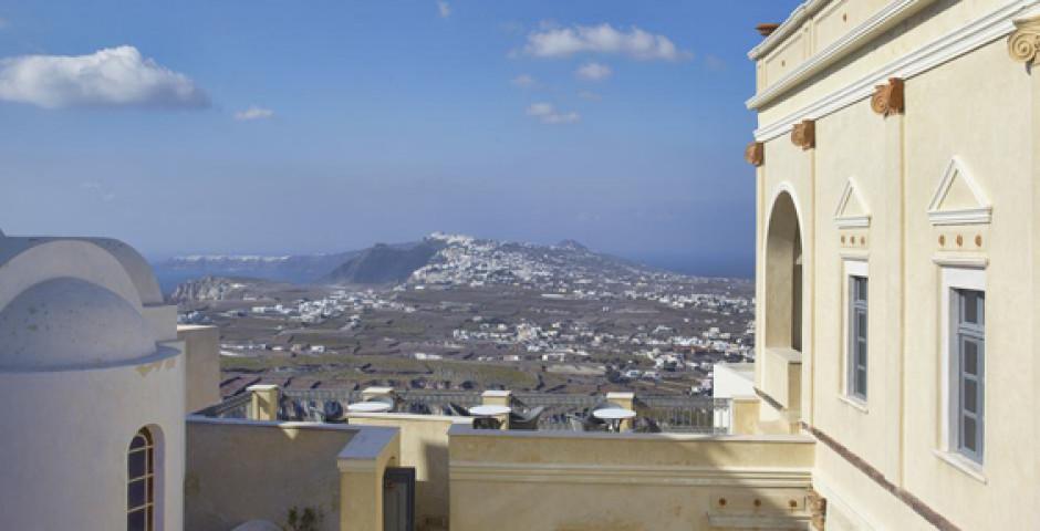 Zannos Melathron Luxury Hotel