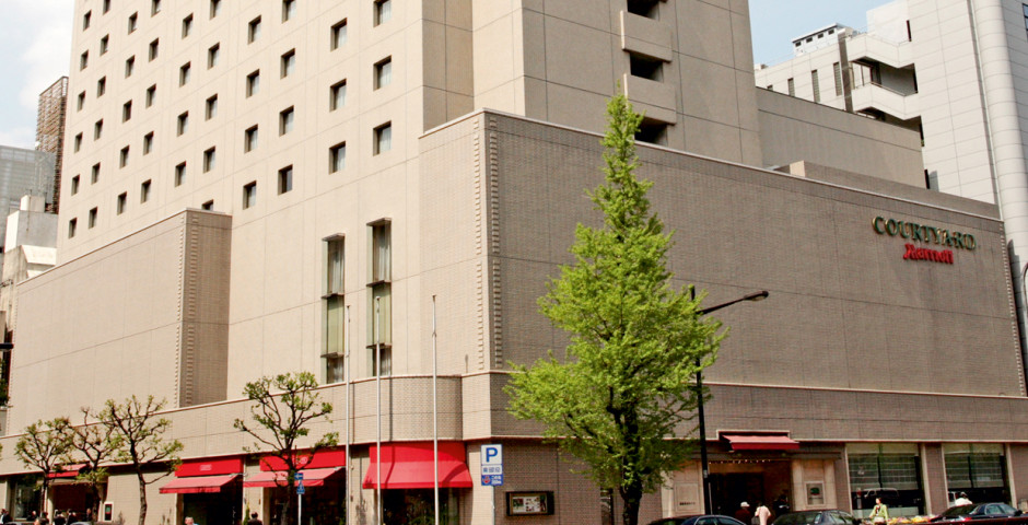 Courtyard by Marriott Ginza