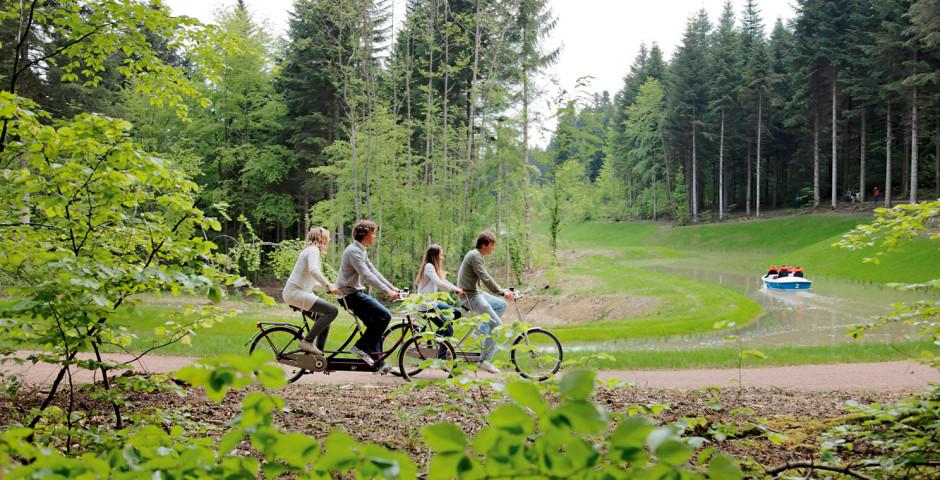 Center Parcs Moselle/Lothringen Les Trois Forêts