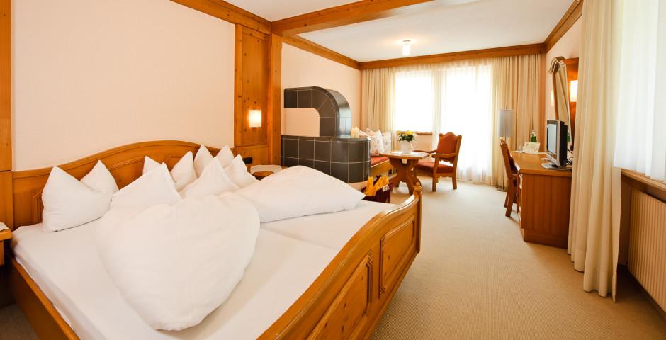 Doppelzimmer Arlberg - Wellnesshotel Warther Hof