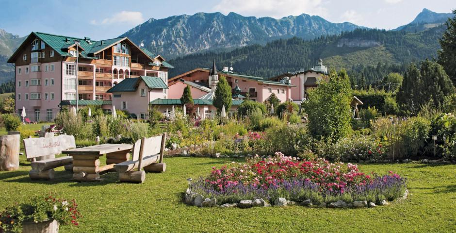 Hotel ...liebes Rot-Flüh - Sommer inkl. Bergbahnen