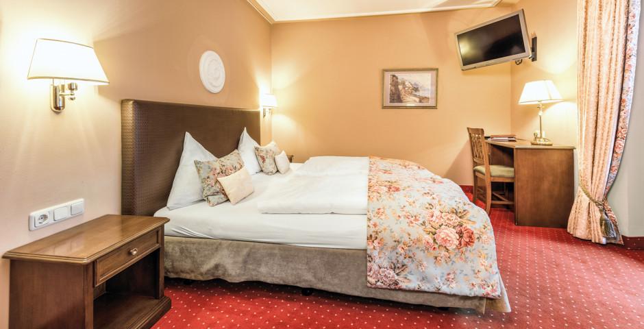 Doppelzimmer Komfort - Hotel ...liebes Rot-Flüh