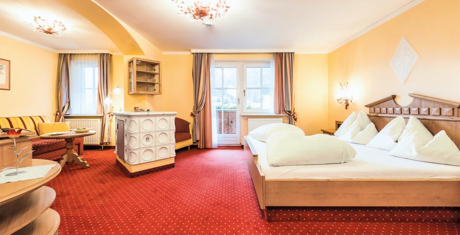 Doppelzimmer Komfort-Superior - Hotel ...liebes Rot-Flüh