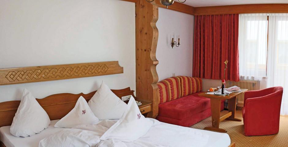 Doppelzimmer Tyrol