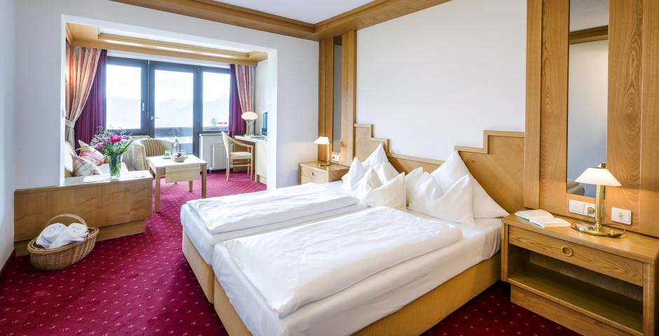 Doppelzimmer Superior Classic Weitsicht - Panoramahotel Inntalerhof