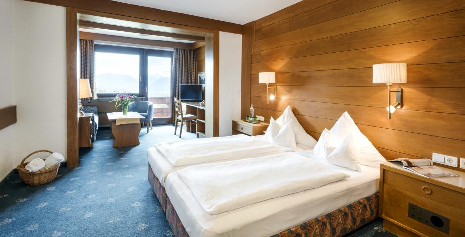 Doppelzimmer Weitsicht Alpin - Panoramahotel Inntalerhof