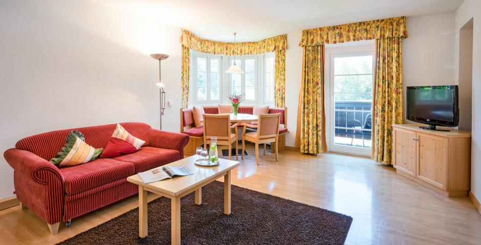 Familienappartement Landhaus - Panoramahotel Inntalerhof