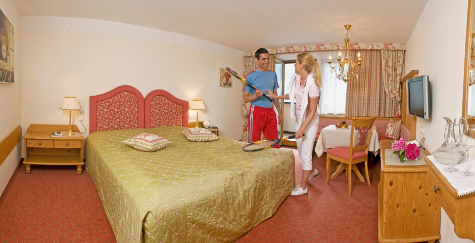 Typ Romantik - Hotel Schwarzbrunn