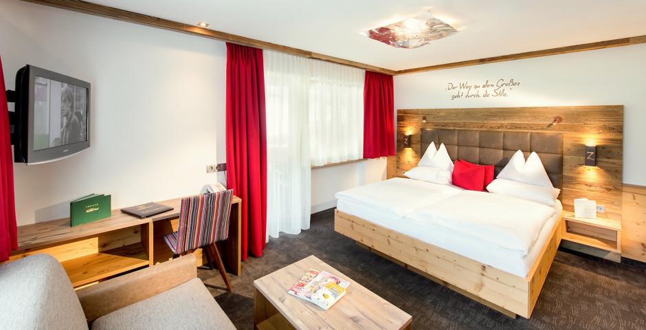 Doppelzimmer Deluxe - Landgut Zapfenhof