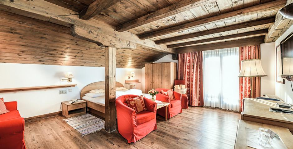 Doppelzimmer Karwendel - Landhaus Stefanie