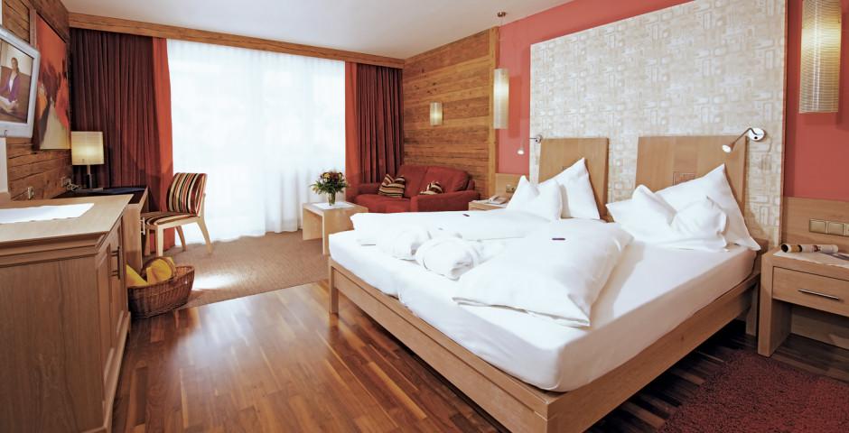Doppelzimmer Royal - Wellnesshotel Schönruh