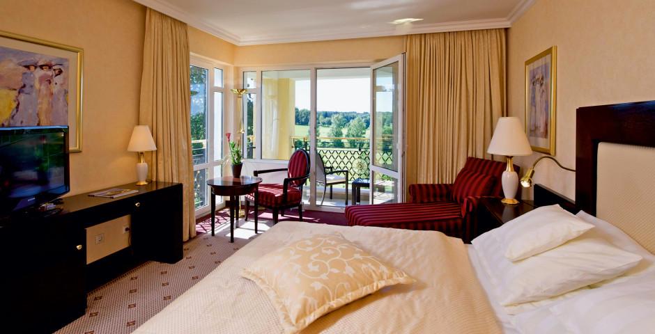 Comfortzimmer - Steigenberger Hotel Der Sonnenhof