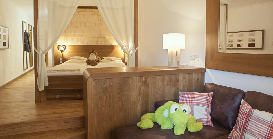 2-Zimmer-Appartement Fellhorn - Familotel Allgäuer Berghof