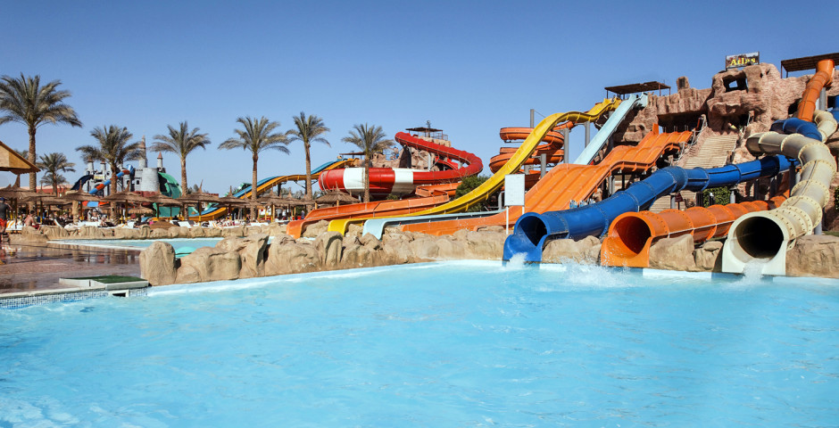 Aqua Blu Sharm Aquapark