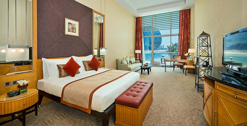 Chambre Grand Gulf View - Al Raha Beach Hotel