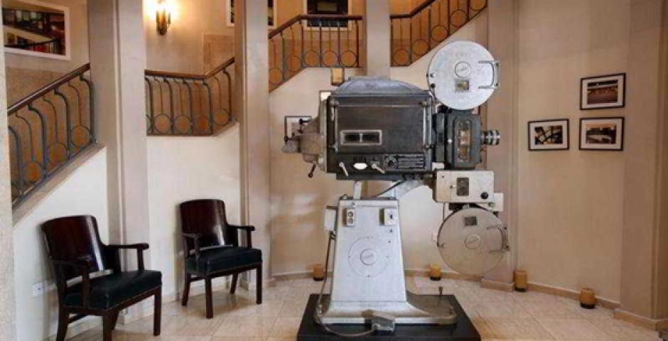 Cinema an Atlas Boutique Hotel