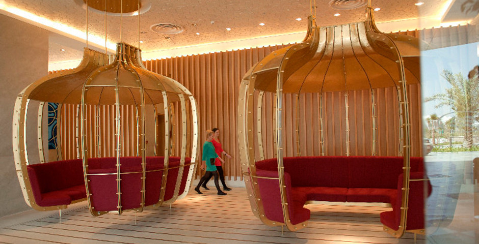 Crowne Plaza Abu Dhabi – Yas Island