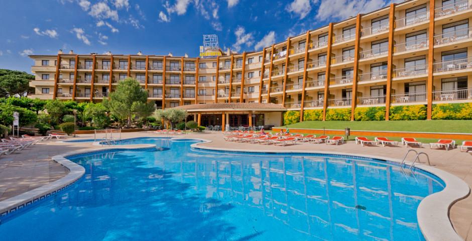 Aparthotel Tossa Park