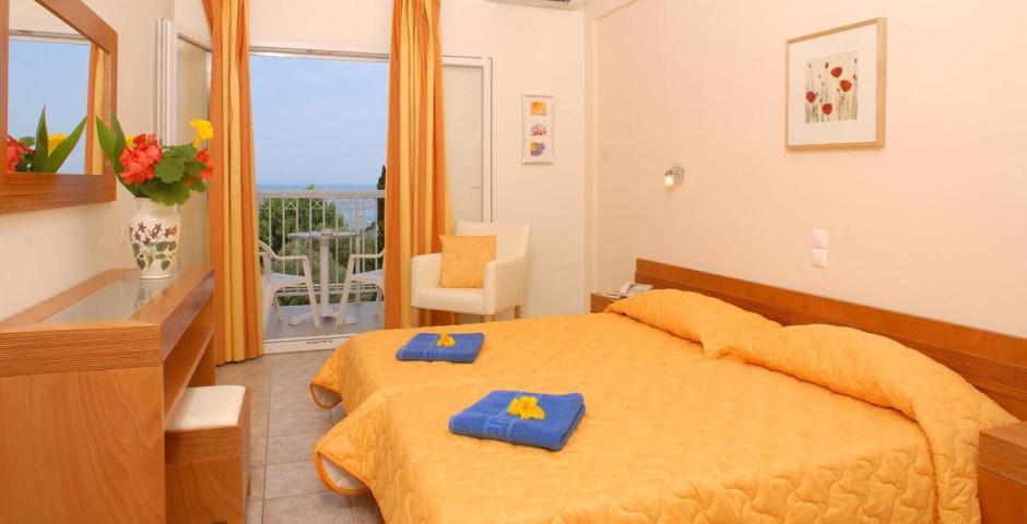 Doppelzimmer - Ipsos Beach