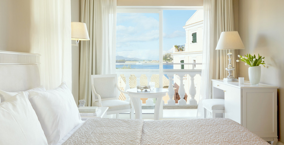 Doppelzimmer mit Meersicht